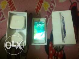 New iPhone 5g sliver 16g