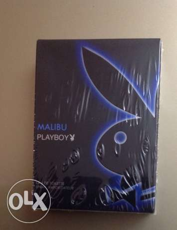 play boy Malibu for men 100 ml new