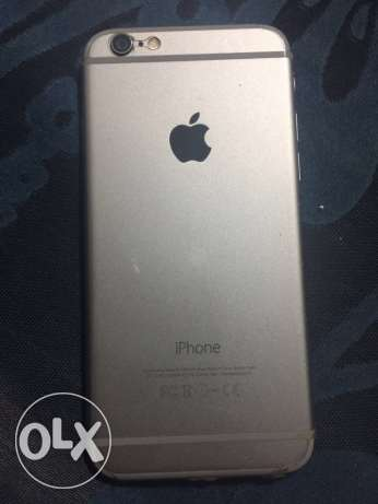 iPhone 6 - 64 giga 6 أكتوبر -  2