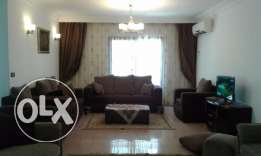 Well Furnished flat for rent 175m 3 bed rooms S lux full appliances