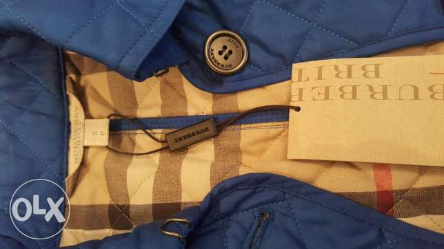 authentic burberry jacket size s-m مدينة نصر -  4
