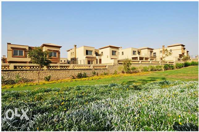 بالم هيلز قطامية ١ توين هاوس - palm hills katameya 1 twin house التجمع الخامس -  4