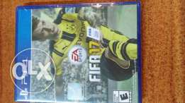 Fifa 17 new for PS4