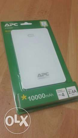 New original apc power bank 10000 mahباور بانك اصلى ابى سى