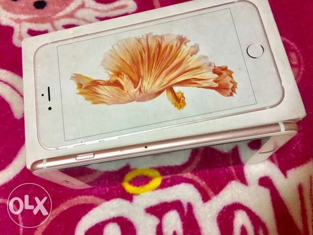 iphone 6s plus rose gold حدائق القبة -  4
