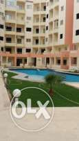 Flat in Intercontinental area,with a sw. pool. 1 br, 70m plus roof 70m