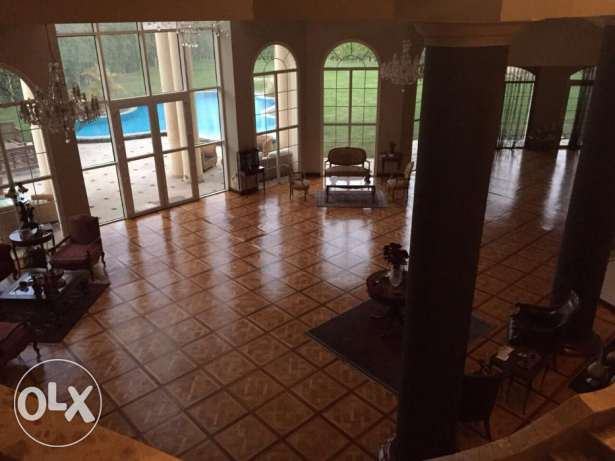 Luxurious standalone in Royal Hills October amazing fully finishing 6 أكتوبر -  6