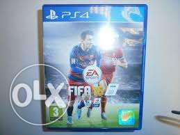 fifa 16 ps4 like new