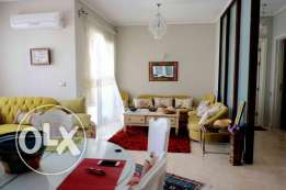 Amazing fully furnished apartment in amazing compound
