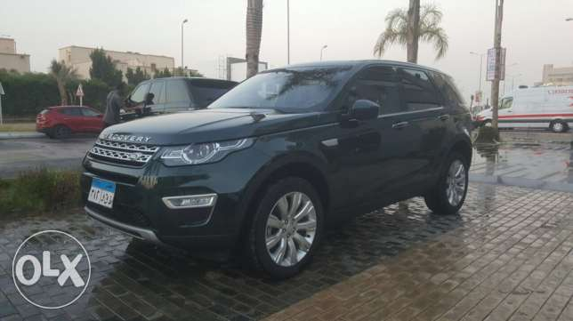 Land Rover discovery sport الشيخ زايد -  3
