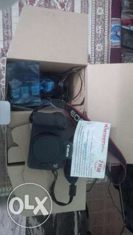 Canon 6D Body Only With box and all accessories