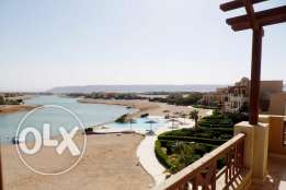 ElGouna West Golf Apartment For Sale