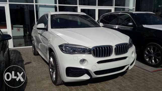 X6 red leather