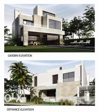 Villa located in 6 October for sale 354 m2, Palm Valley