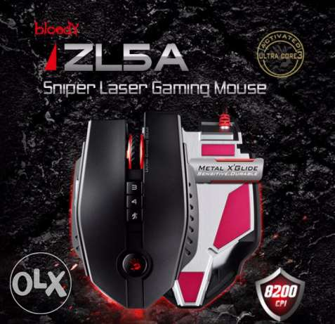 Bloody Zl50 Gaming mouse