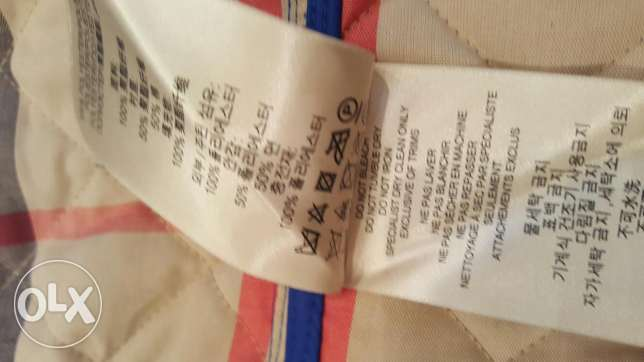 authentic burberry jacket size s-m مدينة نصر -  3