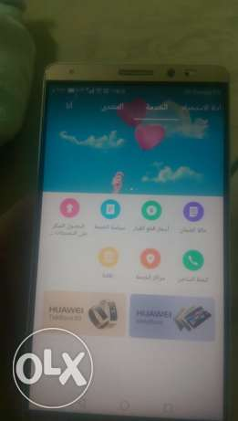 Huawei Mate 8 32g Like new شبرا -  6