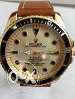 Rolex ( copy) ( Gold Brown) (Gold Black)