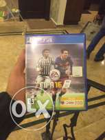 fifa 2016 cd playstation 4 for sale