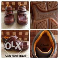 Brand New Clarks Kids Shoes