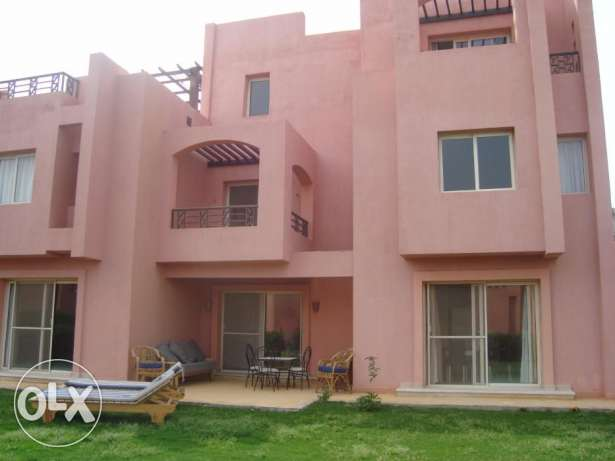 Top Top deluxe 2 bedrooms with private pool & garden in Nabq Bay