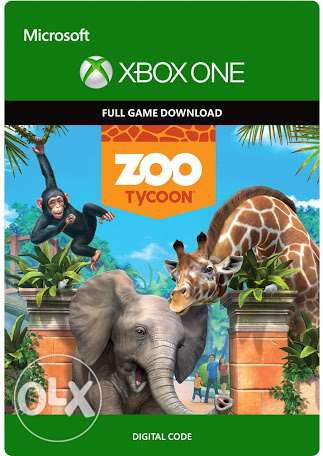 Zoo tycoon xbox one Digital code
