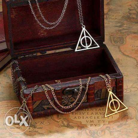 """Deathly hallows """" Harry Potter """""""