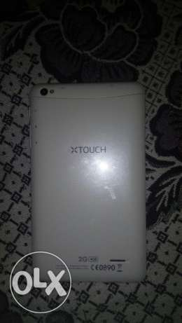 Tab x touch 2 خط