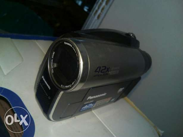 Panasonic VDR-D50 DVD Video camera