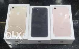 For sale iphone 7 32g new sealed