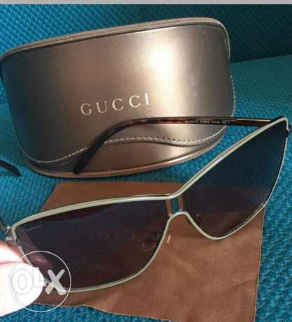 original Gucci butterfly sunglasses