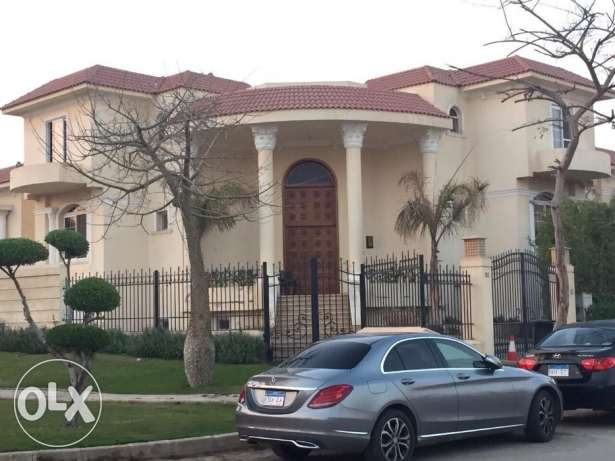 Luxurious standalone in Royal Hills October amazing fully finishing 6 أكتوبر -  1