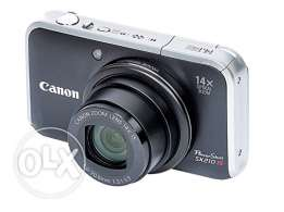Canon PowerShot SX230 HS 12.1 MP Digital Camera with 14x كانون يابانى