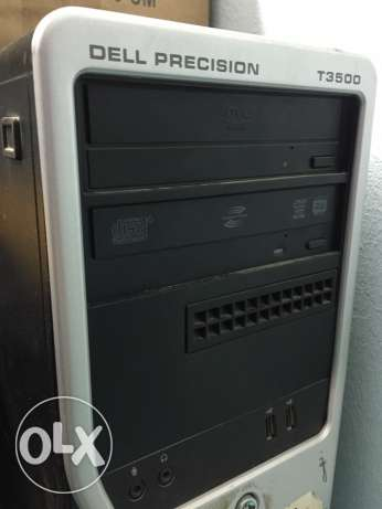 Dell Workstations T3500 For high graphic and high games