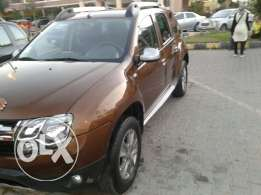 Duster 2WD 2015 لون موكا