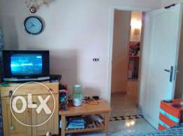 2 bed room flat in Hadoba with furniture