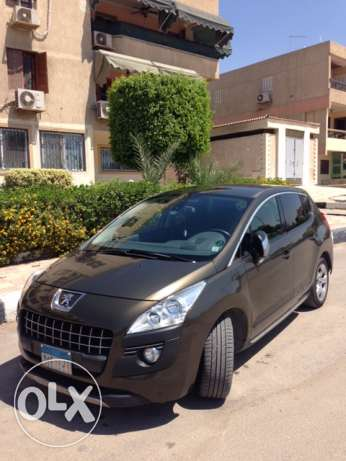 Peugeot 3008, 2011, Full Options, 79,000 KMs, 220,000 EGP