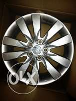 Kia 17 Alloy junts Original Rims