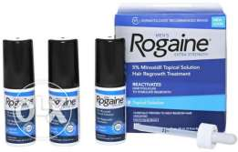 Rogaine For Men's Hair Regrowth Treatment.