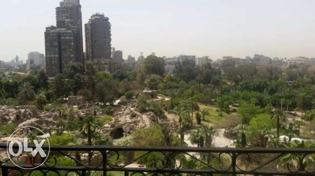 Nice apartment for sale in Zamalek 300sqm 4 Bedrooms