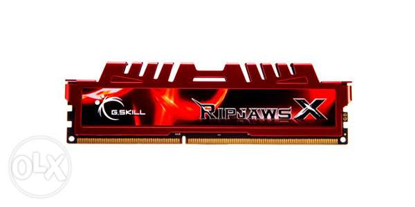 مطلوب رامة Ram G.Skill Ripjaws 8G DDR3 1600 CL9