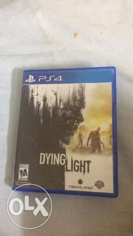 dying light ps4 طنطا -  2