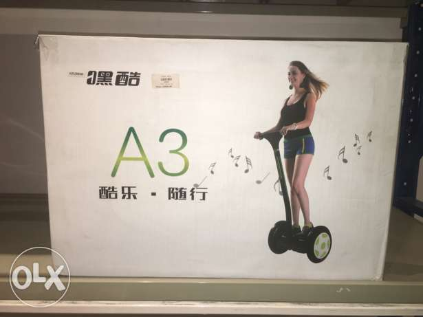 Hoverboards with hand