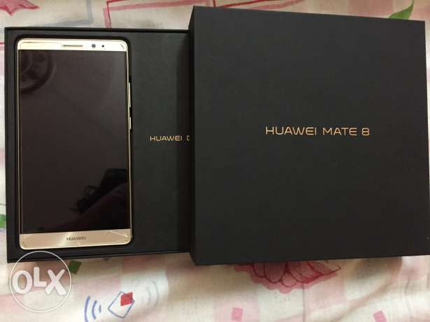 Huawei mate 8 high edition (GOLD)