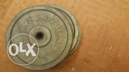 10 kg Lifting weights