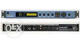 TC helicon quintet vocal harmony and reverb processor