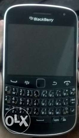 BlackBerry BOLD 9900-touch