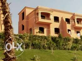 Twin House At Emerald Park New Cairo