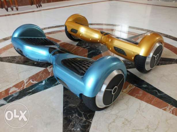 Self balancing electric scooter (hover-board)