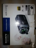 Sony video Camera from USA